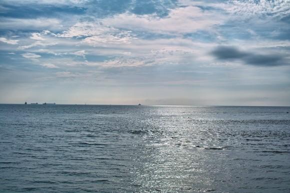 あの空と海のように、生きようと思ういおりん。