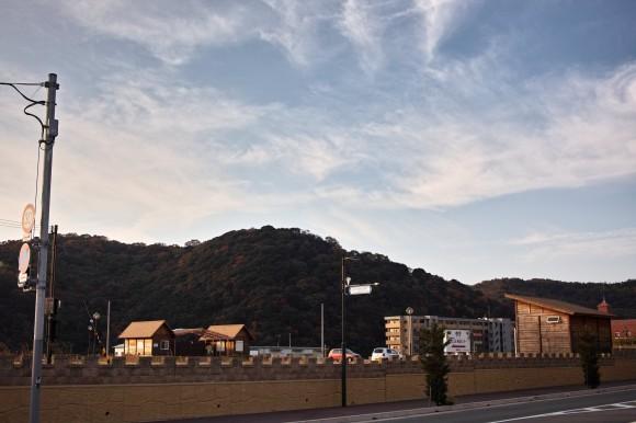 和歌山の空はやっぱり良いなぁ、と思ういおりん。