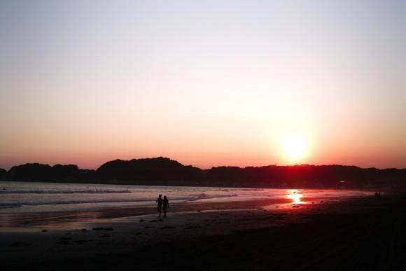 毎日の夕日が綺麗だと思える自分で居続けたい。