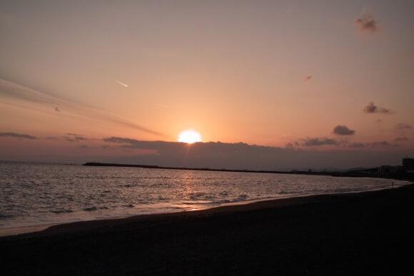 日没をゆっくり見られる毎日でありたい。