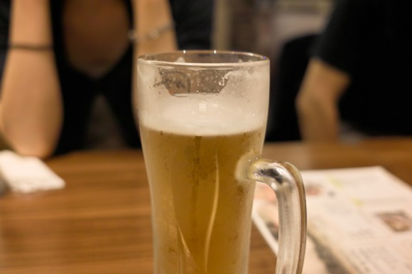ビールはおいしいと感じられない…